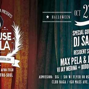 House of Pela - Halloween Celebration