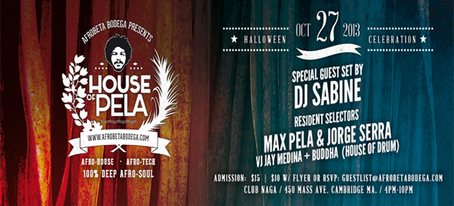House of Pela – Halloween Celebration