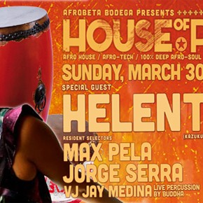 House of Pela presents: Helen Ting (Kazukuta Records - Hong Kong)