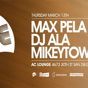 DIVE with Max Pela, Dj Ala & Mikeytown