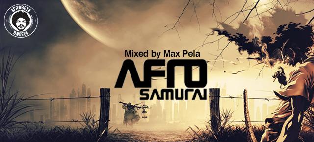 Max Pela – Afro Samurai